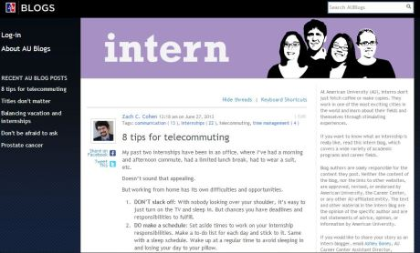 '8 tips for telecommuting'